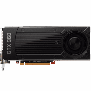 Nvidia GeForce GTX 960 2GB