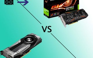 GTX 1080 Founders VS Gigabyte G1 Gaming 1080