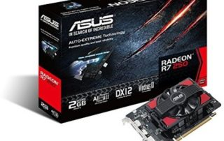 Asus Radeon R7 250 Best Graphics Cards $100