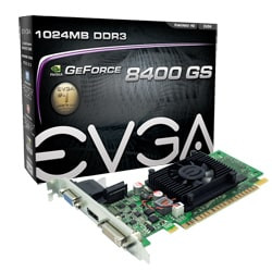 Evga GeForce 8400