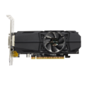 Gigabyte GeForce GTX 1050 OC Low Profile Front View