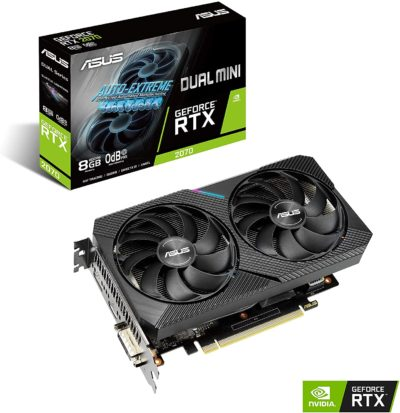 ASUS Dual GeForce RTX 2070 MINI 8GB
