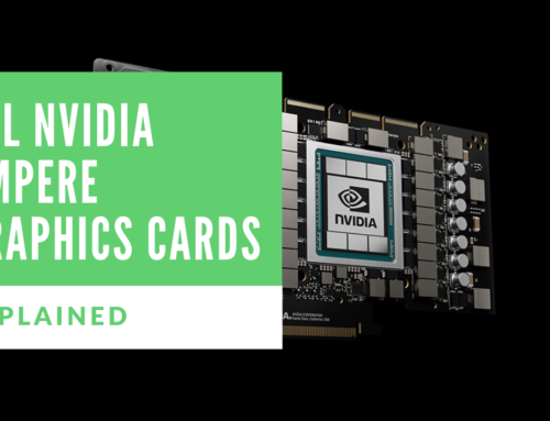 All Nvidia Ampere Graphics Cards Released