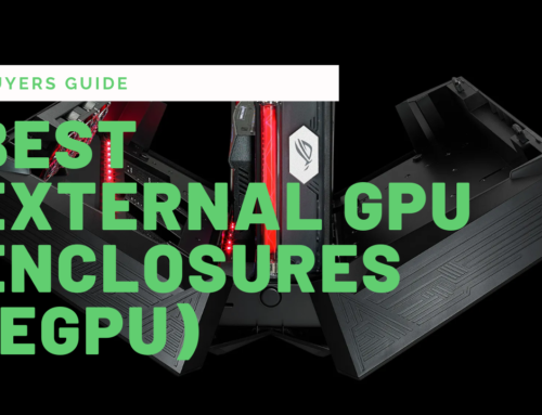 Best External GPU Enclosures (eGPU)