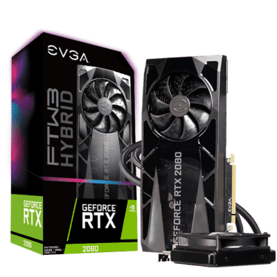 EVGA GeForce RTX 2080 FTW3 Ultra Hybrid Gaming