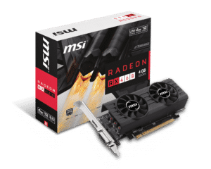 MSI Radeon RX 460 4GB LP