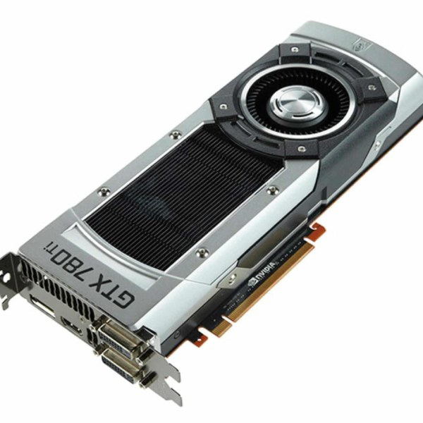 Nvidia GeForce GTX 780 Ti 3GB