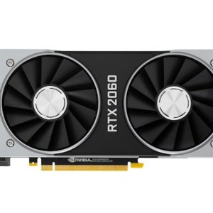 Nvidia GeForce RTX 2060 6GB