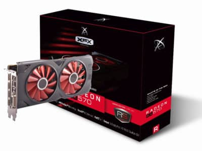 XFX Radeon RX 570 RS 8GB XXX Edition
